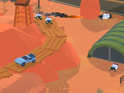 Image For Smash racing: drive from cops, make an epic crash! Versi 6.7.7 16