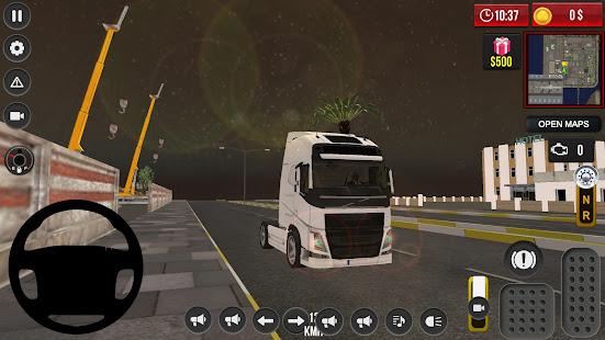 Realistic Truck Simulator: International 1.0 screenshots 1
