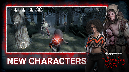 Dead by Daylight Mobile – Multiplayer Horror Game 1