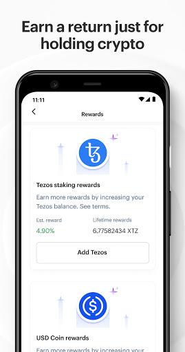Coinbase – Buy & Trade Bitcoin, Ethereum & more  screenshots 4