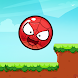 Angry Ball Adventure - Friends Rescue
