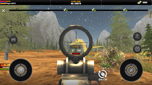 Wild Hunter: Dinosaur Hunting apkslow screenshots 6