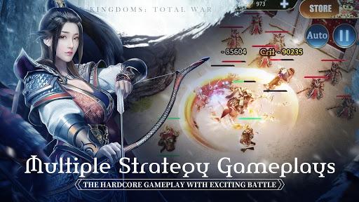 Three Kingdoms: Heroes Saga  screenshots 4