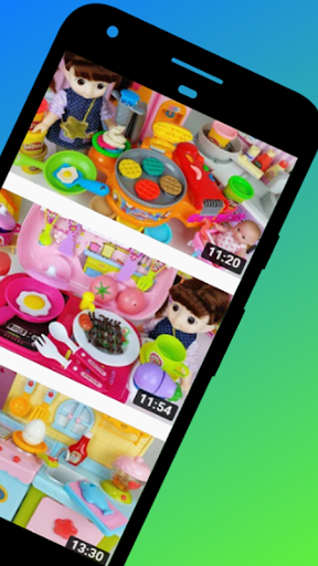 New Cooking Toys Collection Videos 6.0 Screenshots 4