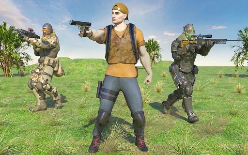 Sniper Game Of Commando Strike 5 screenshots 8
