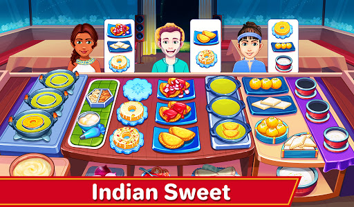 Indian Cooking Madness - Restaurant Cooking Games android2mod screenshots 8