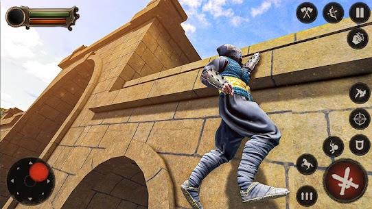 Ninja Assassin Shadow Master Mod Apk: Creed Fighter (Unlimited Money) 3