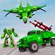 ミサイルトラックロボットゲーム–ジェットロボットゲーム