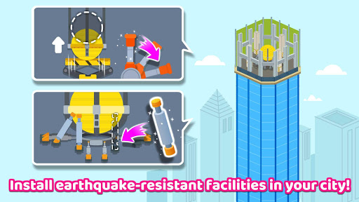Baby Panda's Earthquake-resistant Building  Screenshots 9