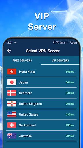 VPN Master - Free & Fast & Secure VPN Proxy apktram screenshots 6