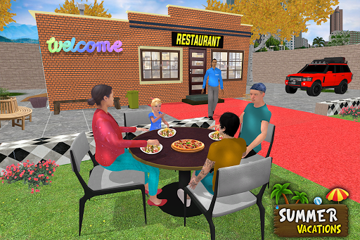 Virtual Family Summer Vacations Fun Adventures  screenshots 16