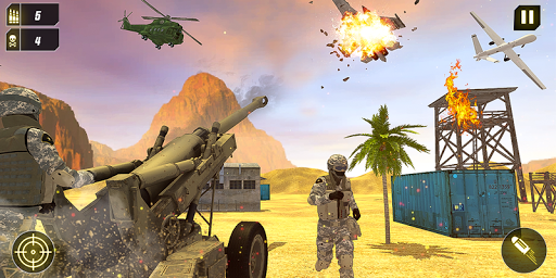 Military Missile Launcher:Sky Jet Warfare 1.0.8 screenshots 1