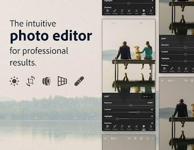 Adobe Lightroom Mod Apk 6.4.0 Premium Version Free Unlocked All Tools 1
