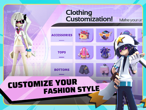 Aotu World - Hatsune Miku Crossover Event apkdebit screenshots 13
