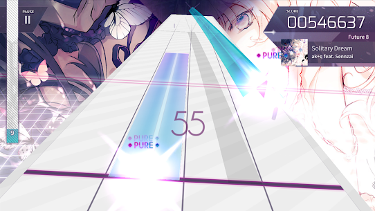 Arcaea – New Dimension Rhythm Game MOD (Content Unlocked) 4