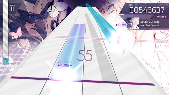 Arcaea - New Dimension Rhythm Game screenshots 4