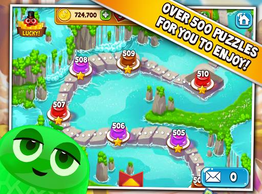 Pudding Pop - Connect & Splash Free Match 3 Game screenshots 10