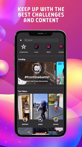 Triller: Social Video Platform apktram screenshots 6
