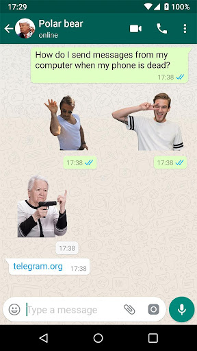 New Stickers For WhatsApp - WAStickerapps Free modavailable screenshots 8