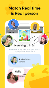 Voga – Play games and voice chat with new friends. 3