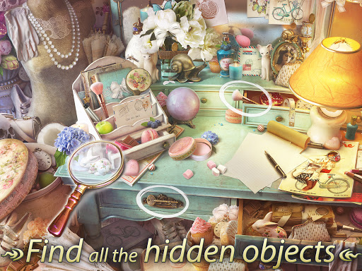 Secrets of Paris: Hidden Objects Game apkpoly screenshots 9