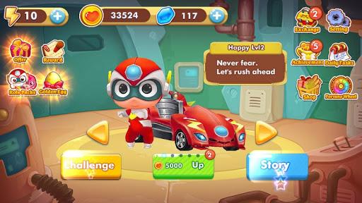 Télécharger Toons Car Racing-TCR mod apk screenshots 5