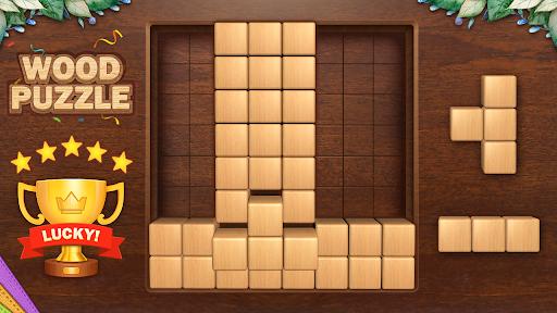 Wood Block Puzzle 3D - Classic Wood Block Puzzle apktram screenshots 14