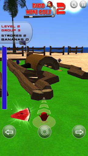 Bird Mini Golf 2 u2013 Beach Fun screenshots 3