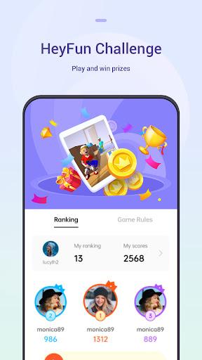 HeyFun - Play instant games & Meet new friends  screenshots 5