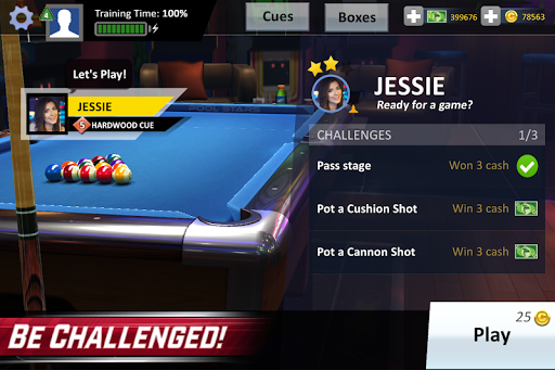 Pool Stars - 3D Online Multiplayer Game  Screenshots 14