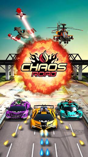Code Triche Chaos Road: Courses de Combat mod apk screenshots 5