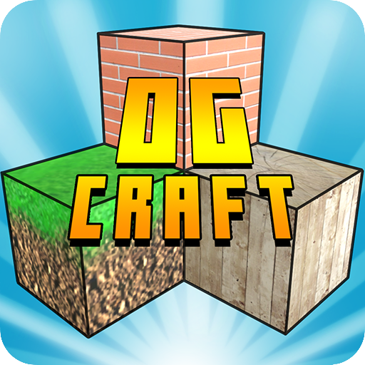 ogCraft Crafting Game Free Icon