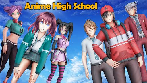 High School Bully Gang: Karate Fighting Game  screenshots 3