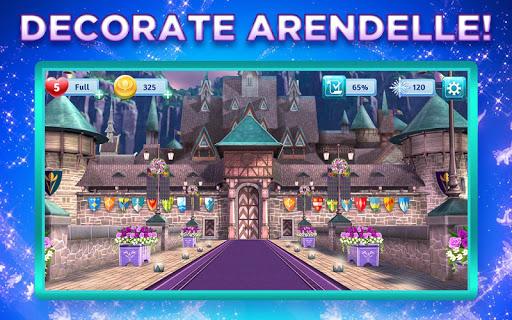 Disney Frozen Adventures: Customize the Kingdom  Screenshots 9