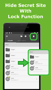 Bookmark Folder (UNLOCKED) 4.1.8 Apk 3