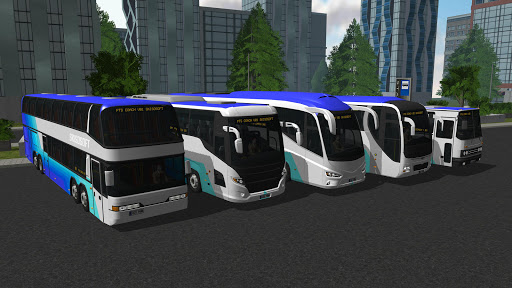 Public Transport Simulator - Coach APK MOD (Astuce) screenshots 1