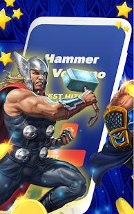 Vulkan Hammer