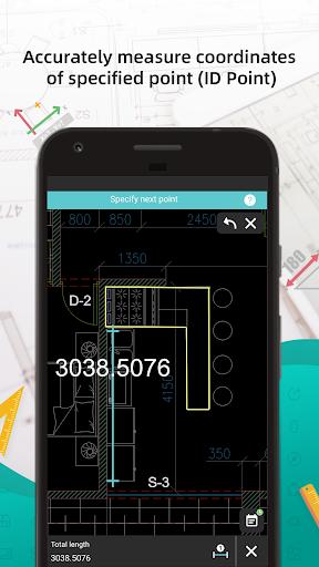 DWG FastView-CAD Viewer & Editor 3.13.15 Screenshots 4