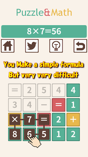 Puzzle&Math -Brain Training 1.4 screenshots 1