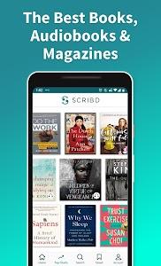 Scribd: Audiobooks & ebooks 10.22