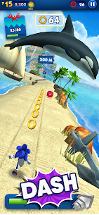 Sonic Dash – Endless Running & Racing Game (MOD APK, Unlimited Money) v4.18.0 2