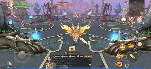 Light of Thel: Glory of Cepheus 0.13.1129 screenshots 6