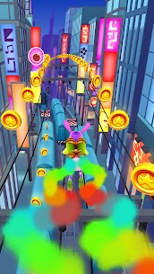 Subway Surfers (MOD, Unlimited Coins/Keys/All Characters) 4
