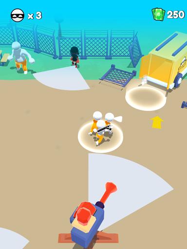 Prison Escape 3D - Stickman Prison Break android2mod screenshots 18