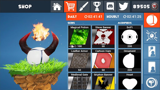 Marbles on Stream Mobile modavailable screenshots 14
