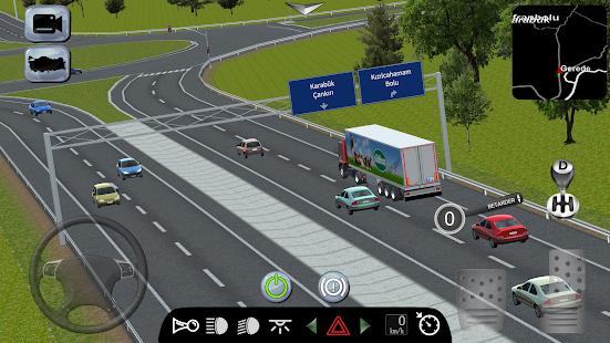 Cargo Simulator 2021 1.12 Screenshots 1