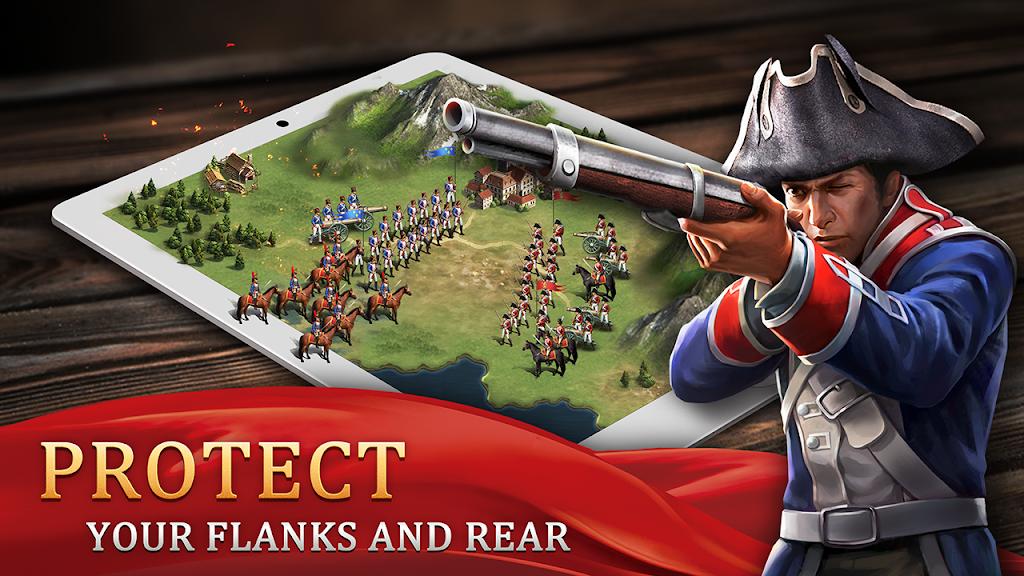 Grand War: Napoleon, Warpath & Strategy Games  poster 1