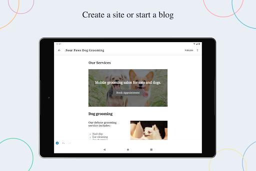 WordPress 16.2 Screenshots 8