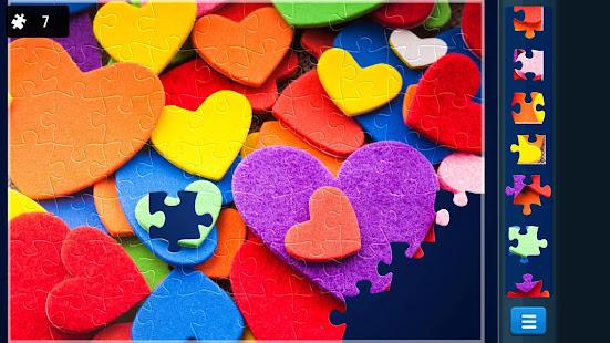 Jigsaw Puzzles Pro ud83eudde9 - Free Jigsaw Puzzle Games 1.6.1 Screenshots 7