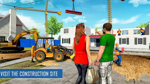 New Family House Builder Happy Family Simulator 1.6 Screenshots 11